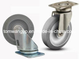 "4"" TPR Swivel Caster for Mover Dolly"