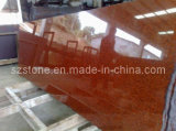 Natural Red Granite Slab for Countertop