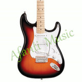 Sunburst St Electric Guitar of Afanti Music (AST-018S)