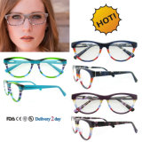 Handmade Acetate Optical Frames Vintage Eyeglasses Frame