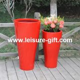 Tapered Fiberglass Floral Planter (FO-286)