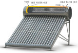 Pressure Pre-Heated Solar Water Heater with CE Approval