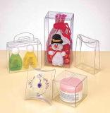Beautiful Clear Printing PVC Gift Box