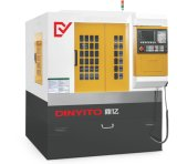 4 Axis CNC Metal Engraving/Drilling/Milling/Chamfaring Machine Center Automatic Machining Center for Sale