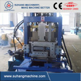 8-15m/Min C Z Purlin Roll Forming Machine with Chain Transmission