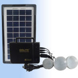 off-Grid Portable Photovoltaic Solar Light System for Home (SPS-0604)