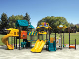 Newest Commercial Outdoor Slide Playground (TY-01501)