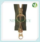Automatic Lock Metal Zipper 3# 4# 5# 7# 8#