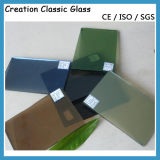 6mm Reflective Glass for Building Glass with Ce & ISO9001
