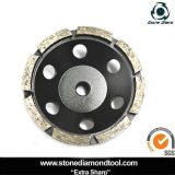 Single Row Diamond Grinding Wheels for Concrete