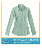 2016 Hottest Casual Long Sleeve Girl Shirt