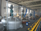 Resin Production Line Unsaturated Polyester Resin Reactor by 50L-50000L
