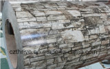 Prepainted Galvanized Steel Coil Brick Pattern
