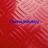 Anti Slip Checker PVC Sheet Rubber Sheet Rubber Mat