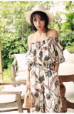 Sexy Fashion Stylish Printed Women Dress, Summer Dress