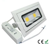 20W COB Rectangular Flexible LED Shop Light