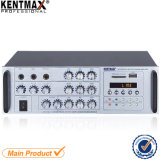 Aluminum 20W Stereo Karaoke Professional Mini Mixer Amplifier