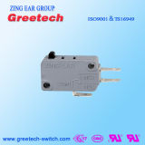 Small Electric Switches Sealed Push Button Micro Switch with IP67