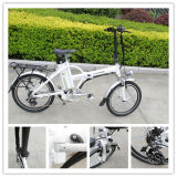 Folding Electric Bicycle with 36V Lithium Battery