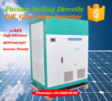 200kw 3 Phase Pump Inverter with Variable Frequency Starting for Hybrid Load System