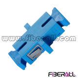 Sc Sm Simplex Fiber Optic Adapter MID-Coupler