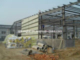 Vertified Prefabricated Lightsteel Metal Building