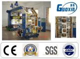 High Speed Six 6 Color Flexographic Printing Machine