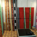 Colorful Designs 0.7mm Red Felt Back PVC Floor /Vinyl Flooring Roll