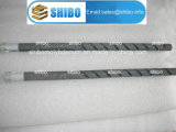 Double Spiral Sic Heating Elements with Round Contact Holders
