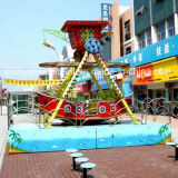 Lovely Amusement Rides Mini Pirate Boat for Kids