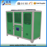 Refrigeration Chiller Unit Air Cooled Industrial Chiller Unit