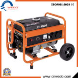 Wd3500 2kVA/2kw/2.5kw/2.8kw 4-Stroke Portable Gasoline/Petrol Generators with Ce (168F)