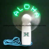 Handhold LED Message Fan (HFX-LS108C)
