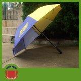 Silk Screen Printing Top Quality Golf Umbrella