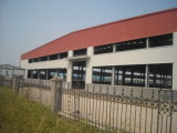 New Prefab Steel Frame/ Steel Building/ Steel Structure Workshop/Warehouse (SL-0057)