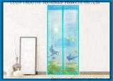 Polyester Mosquito Net DIY Magic Mesh Magnetic Screen Door