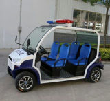 A70 Electric Policeman Patrol Car of 4 Seater