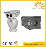 Temperature Detect Scanner PTZ Security Thermal Camera
