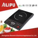 Black Color with ABS Housing Push Button Ailipu Induction Cooker