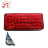 Red LED Strobe Emergency Vehicle Side Mount Flash Lights (TBF-837L1-R)