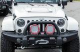 "9"" 111W LED Work Light for Jeep Car UTV ATV SUV Truck 4WD 4X4"