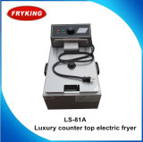 6L Commercial Stainless Steel Electric Deep Fryer