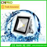Hot Sale 3000k-6500k Color Temperature IP65 LED Floodlight