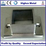 Oblong Flange Base for Stainless Steel Balustrade