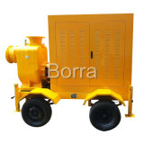 Movable Diesel Engine Pump