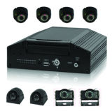 8CH HDD Motion Detection Mobile DVR with GPS / 3G /WiFi