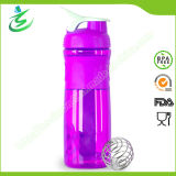 1L BPA Free Protein Shaker Bottle with Wire Ball