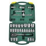 """32PCS 1/2"""" Socket Set for Auto Repair"""