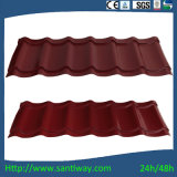 Red Roof Tile Corrugated Steel Sheets Facotry Direct Selling