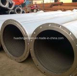 18/25/50mesh Wedge Wire Stainer Used in Water Treatment Euuipments